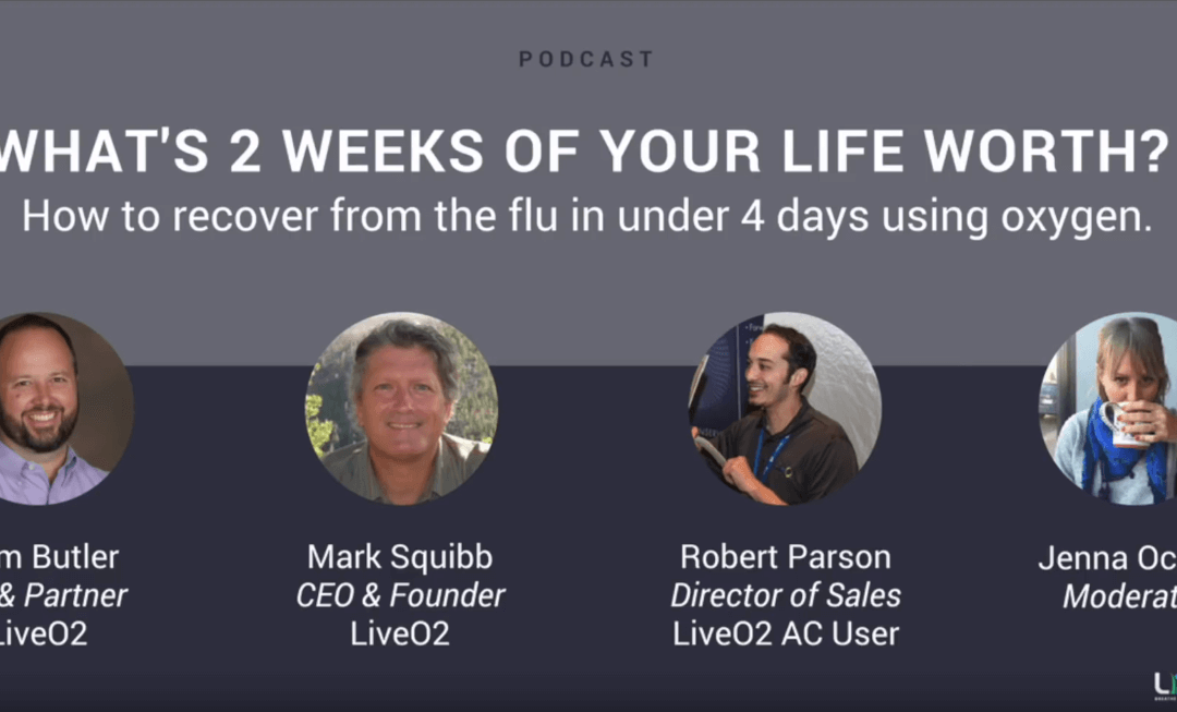 Podcast: What is Two Weeks of Your Life Worth?