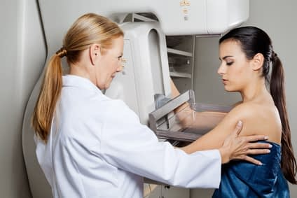 Breast Cancer Screening  in Fairfield County CT